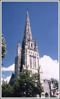 Église Notre Dame à Fontenay-le-Comte